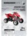 Can-Am DS 650 Operator`s Guide