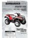 Can-Am Traxter 500 Operator`s Guide
