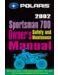 Polaris Sportsman 700 Owner`s Manual