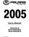 Polaris Predator 90 Parts Manual