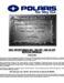 Polaris Sportsman 450 Service Manual