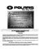 Polaris Sportsman 700 Service Manual
