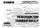 Yamaha Timberwolf 250 Owner`s Manual