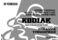 Yamaha Kodiak 400 Owner`s Manual